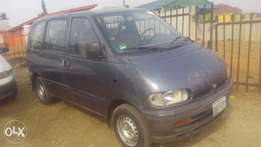Nissan Serena 12 seaters in excellent condition.