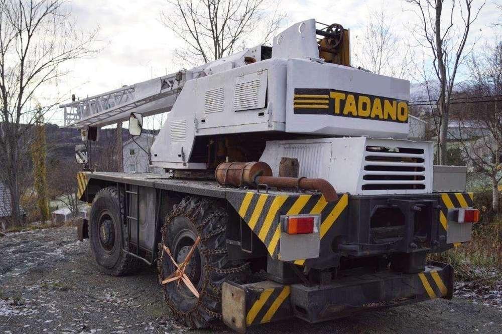 Tadano Tr-150 - 1972