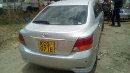 Toyota allion,in excellent condition,orgnl paints,alloy rims accident