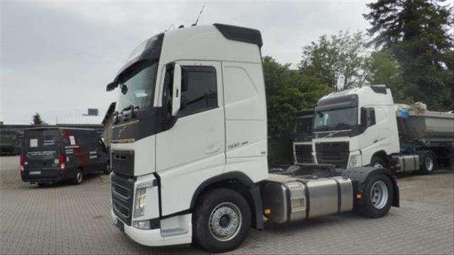 Volvo Fh500, Kompressor Silo, Veb+, I Parkcool, Acc
