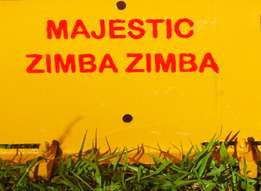 Majestic Zimba Zimba™ lets you build your concrete walls as you go!