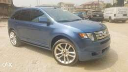 2010 Ford Edge Sport Tokunbo**SUPER CLEAN**