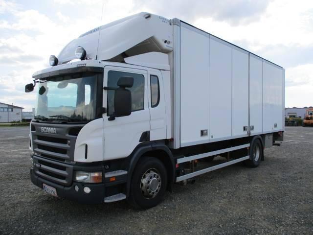 Scania P-serie - 2012