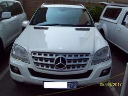 2010 Mercedes Benz ML 350 CDi Blue Efficiency Automatic