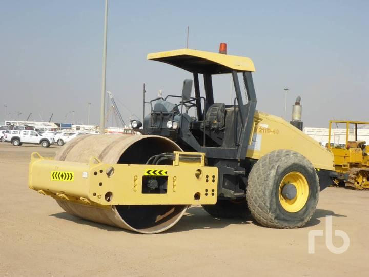 BOMAG BW211D-40 - 2012