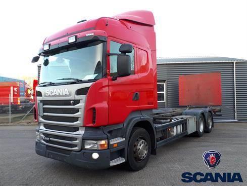 Scania R440 - 2012