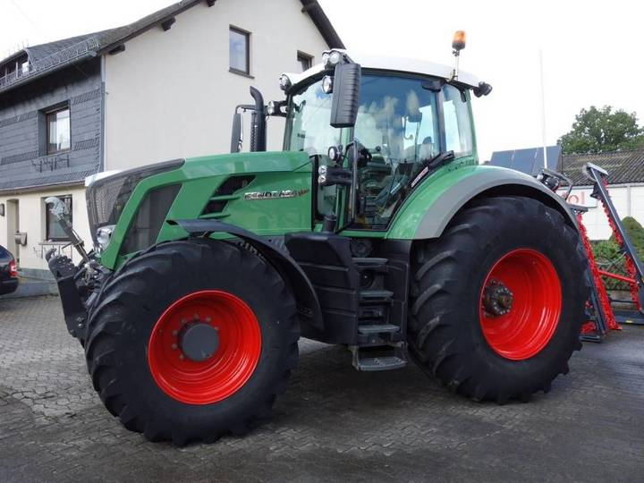 Fendt 826 Profi Plus - 2012