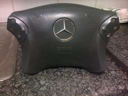 Mercedes c class W203 steering airbag for sale