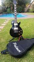 Palmer Les Paul Electric Guitar + Cary Bag and Free strap