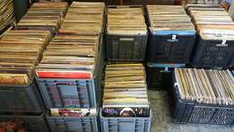 Vinyl Records Clearance sale