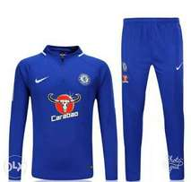 Brand new Chelsea 2017/2018 tracksuit blue