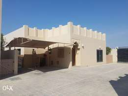 excellent 3 b/semi/ fully furnished villa with inclusive