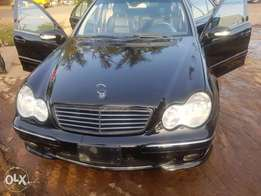 Tokunbo benz c230 automatic 2007