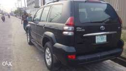 Very Sharp 2006 Toyota Prado