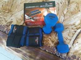 Weight strap plus Dumbell