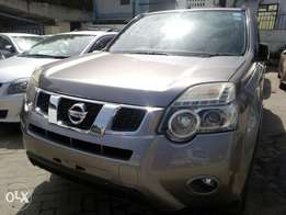 Nissan X-Trail With Leather Seats