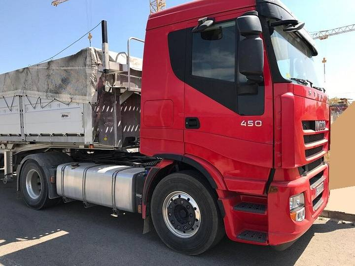 Iveco STRALIS AS440S45TP - 2011
