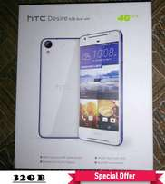 HTC Desire 628 Dual-SIM -(32GB -3GB Ram -4G LTE) -Brand New Sealed