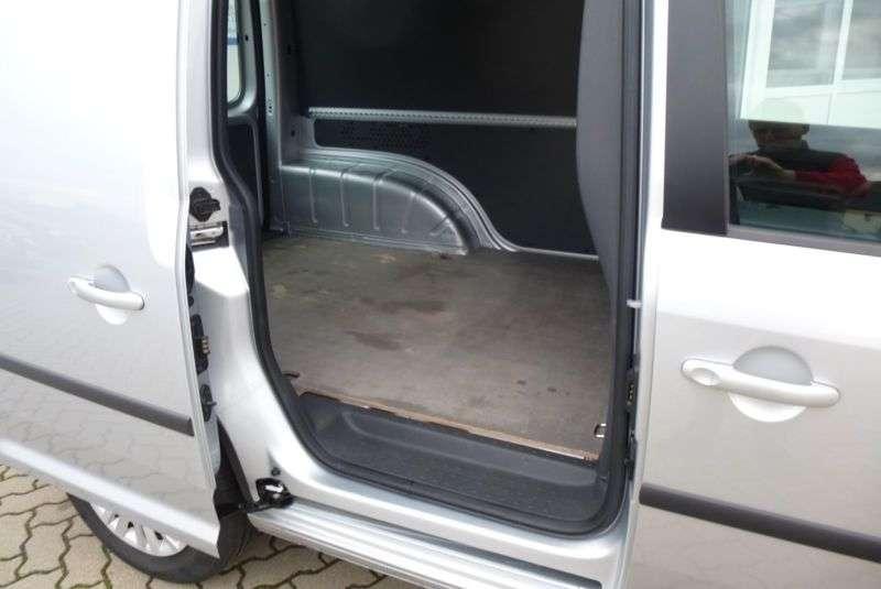 Volkswagen Caddy 1.6 TDI Kasten KLIMA SHZ TOP Zust. - 2015 - image 14