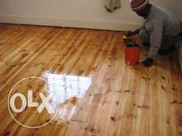wooden floors services