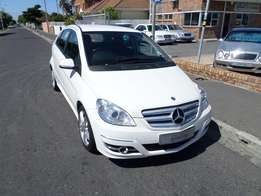 2010 Mercedes B200 Turbo Automatic Excellent Condition