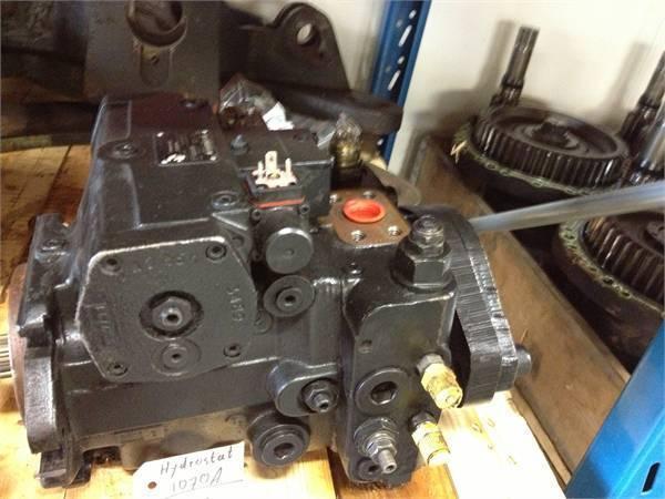 Vickers Hydraulikmotor, Hydraulikpump Rexroth, - 2015