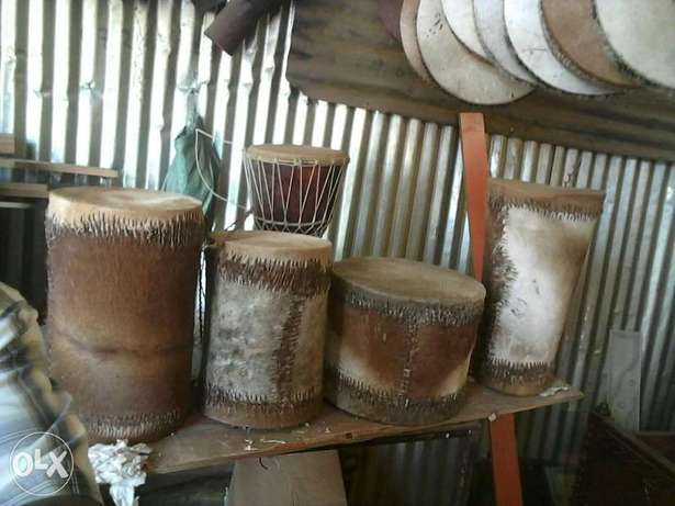 Cultural drums for festivals and church events Gikomba - image 7