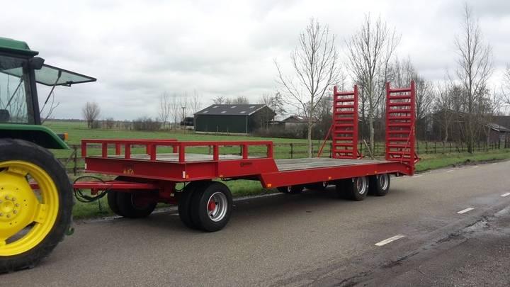 dieplader 15 ton low loader