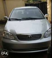 Foreign Used Toyota Corolla For Sale