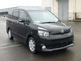Toyota voxy just arrived on sale..
