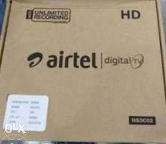 Air tel HD Available with subscription