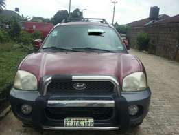 Clean Registered Hyundai Santa Fe