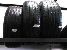 Second hand Passenger Tyres For Sale in Witbank Mpumalanga.