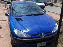 Neat Fairly Tokunbo Peugeot 206 At Give Away Price