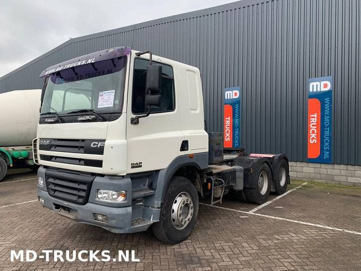 DAF CF 85 430 6x4 manual full steel - 2005