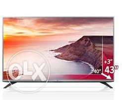 "Christmas offer LG 43"" Full HD (1080p)"