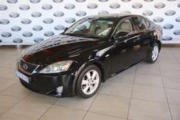 2009 Lexus IS250 Automatic,