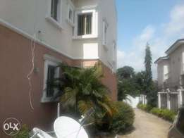 4 units of serviced 4 bedroom duplex with 1 room BQ for rent at maitam