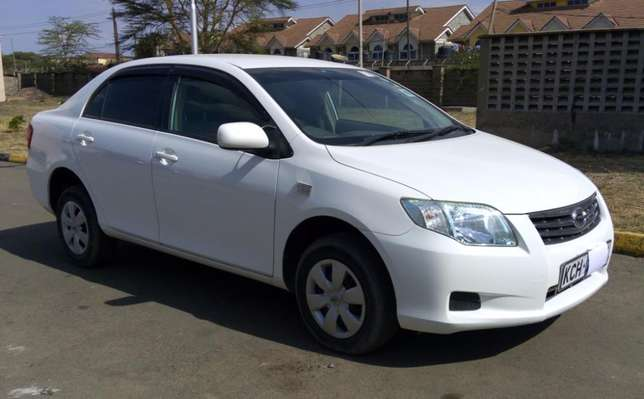 Toyota axio 2009 model for 1.130M only South C - image 5