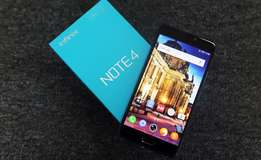 Infinix Note 4 (new sealed) + free screen protector