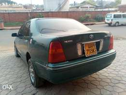Toyota progress 2.5cc at 6M ugx