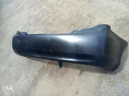 Axio rear bumper