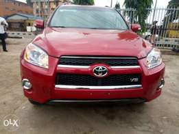 Foreign used Toyota rav4 keyless entry with navigation system 2010