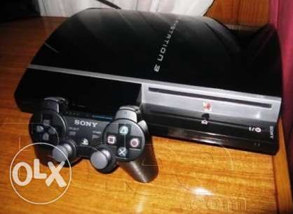 PlayStation 3 fat with red light of death Enugu North - image 1