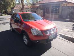 Used Cars in Johannesburg! Immaculate 2009 NISSAN QASHQAI 2.0 acenta