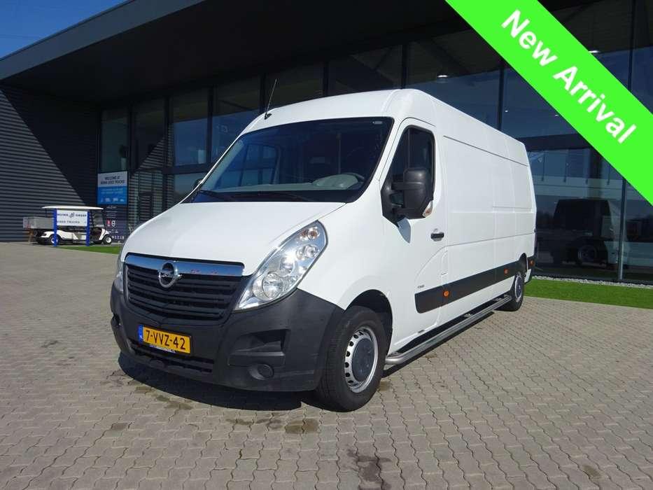 Opel Movano 2.3 CDTI L3H2 - 2012