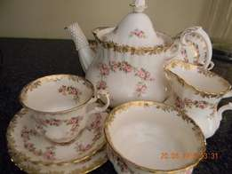 Royal Albert Tea Set - Dimity Rose