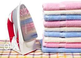 Laundry at your doorstep