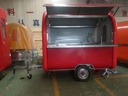 Brand New Concession Stand Trailer Mobile Kitchen For sale