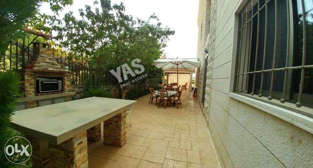 Ballouneh 270m2 | 150m2 Garden | High-End | Unique Property | بلونة -  6